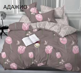 """1,5 спальный САТИН """"Адажио"""""""