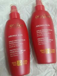 Decleor aroma sun spf 20 спрей солнцезащитный