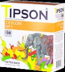 Чай Tipson Ceylon №1 OPA 100 пак*2 г., картон