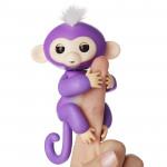 интерактивная ручная обезьянка Мия.