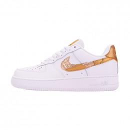Кроссовки Nike Air Force 1 '07 White Leather арт 5062-1
