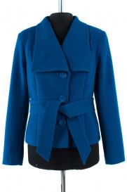 Пальто женское демисезонное (пояс) Кашемир Лагуна