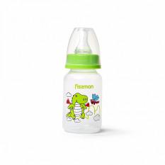 6869 FISSMAN Бутылочка для кормления 120 мл, цвет САЛАТОВЫЙ