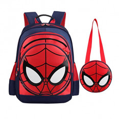 Spiderman Backpack Boys