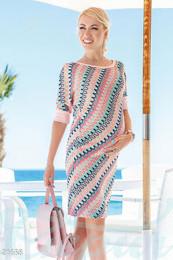 Оригинальное платье мам
