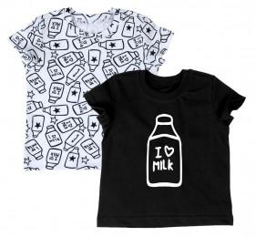 Комплект футболок для малышей