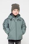 79108 Куртка (CROCKID)зеленый