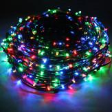 Новогодняя светодиодная гирлянда 500 LED лампочек