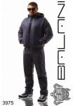 Мужской синтепоновый спортивный костюм - 3975