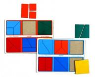 Сложи квадрат 1. Игры Никитина.