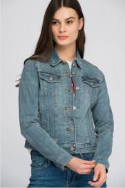 Levi's Kadın Orıgınal Trucker Jean Ceket 29945-0012