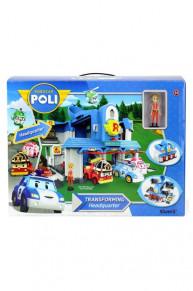 Игровой набор Robocar Poli