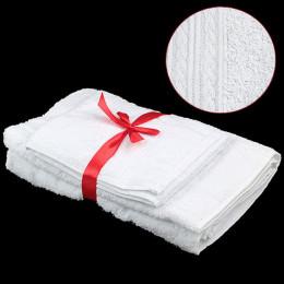 Подарочный набор из 2-х полотенец 40*70см;70*140см