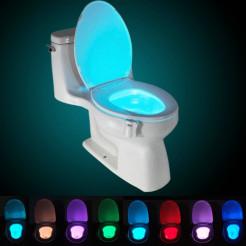 LED Подсветка для унитаза с датчиком движения