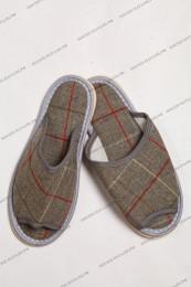 Тапочки мужские Шотландка
