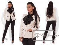 Модель № 9430 -пиджак маломер  на 1 размер