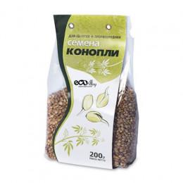Семена конопли пищевой 0,2 кг