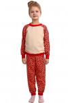 Пижама №213А брюки футер
