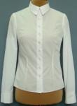 Блуза для девочки Модель 01-дз ЦветБелый