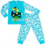 Пижама для мальчика интерлок №16