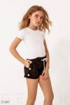 Укороченные стильные шорты