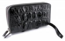 Барсетка - сумочка из кожи крокодила