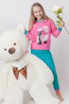Пижама для девочки КОШКА