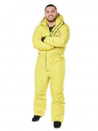 Комбинезон мужской Snow Headquarter A-8650, Темно-желтый