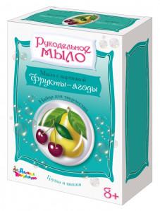 Набор для изготовления мыла «Груша и вишня»