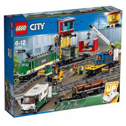 LEGO City, Pociąg towarowy, 60198