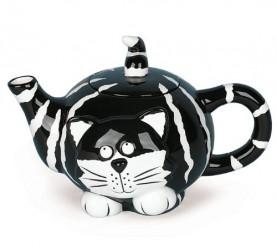 Chester The Cat Teapot Purrrrr-fect For Tea