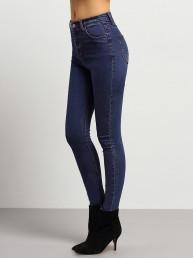 Cиние модные джинсы
