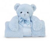 Bearington Baby Huggie Bear Cuddle Me Sleeper