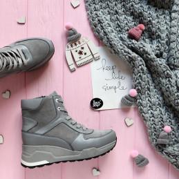 Трендовые ботинки в спортивном стиле. New collection 19/20