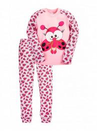 Пижама для девочки БСТ055-1