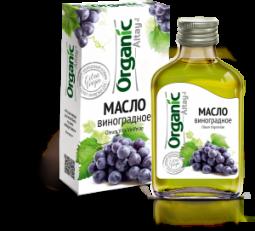 """Масло виноградное 100 мл серии """"Organic"""""""