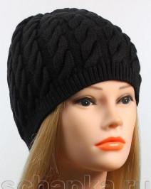 Демисезонная шапка женская