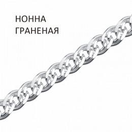 Браслет Нонна с алмазной огранкой  (проволока 0,50)