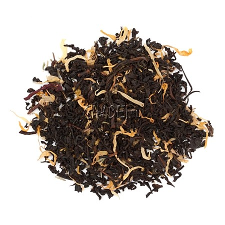 чай чёрный с чабрецом