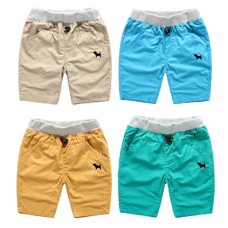 Стильные шорты на мальчика
