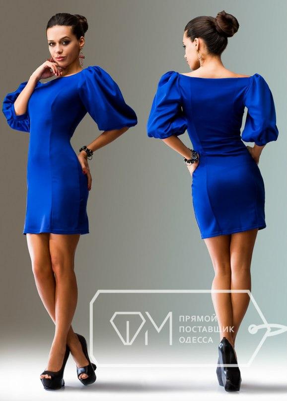Модные рукава на платьях