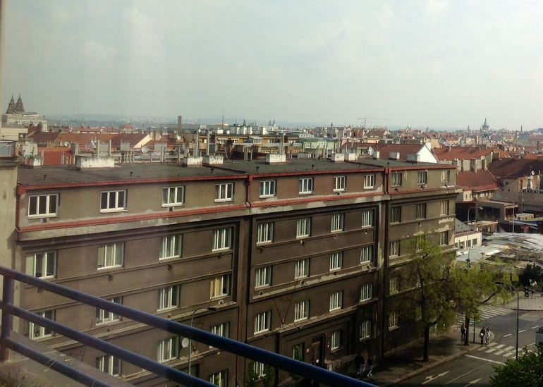 Akcent hotel Прага