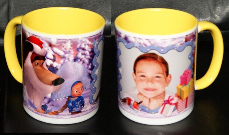 Сувениры с нашими детишками!