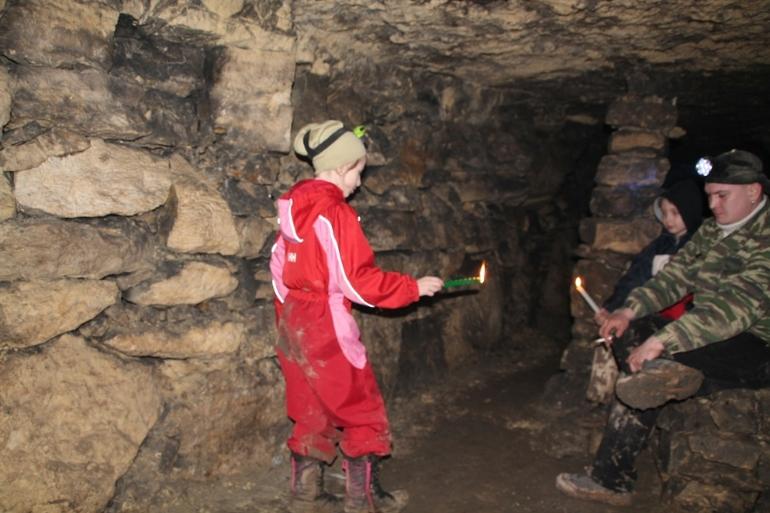 Кто куда, а мы в пещеры