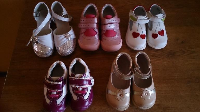 Продам обувь 21-25 размер