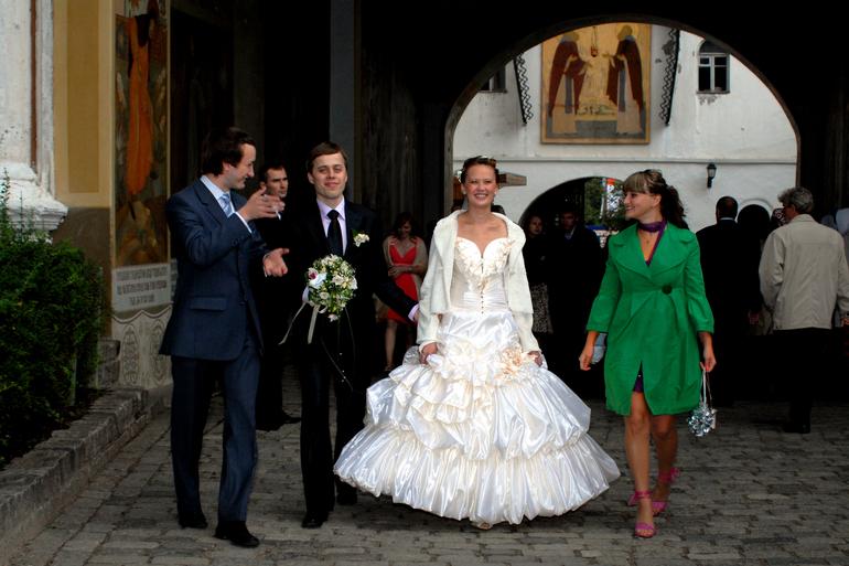 Свадьба платье рублей