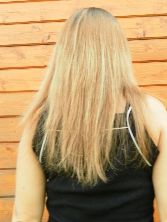 Помогите восстановить волосы