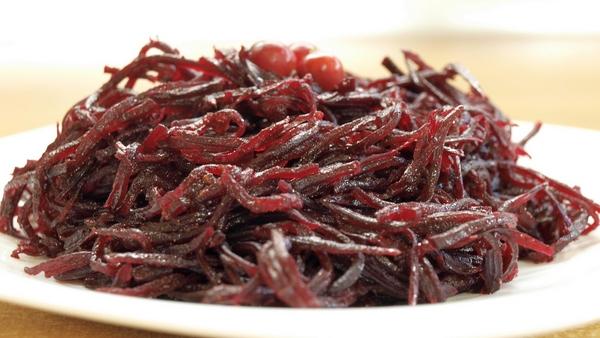свекла по корейски рецепт с фото