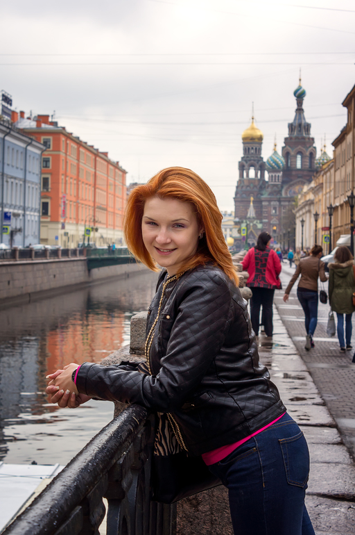 Фотопрогулка по достопримечательностям Петербурга