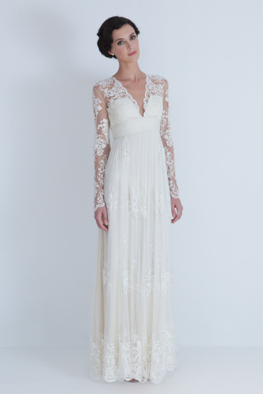 Сшить платье самой для венчания